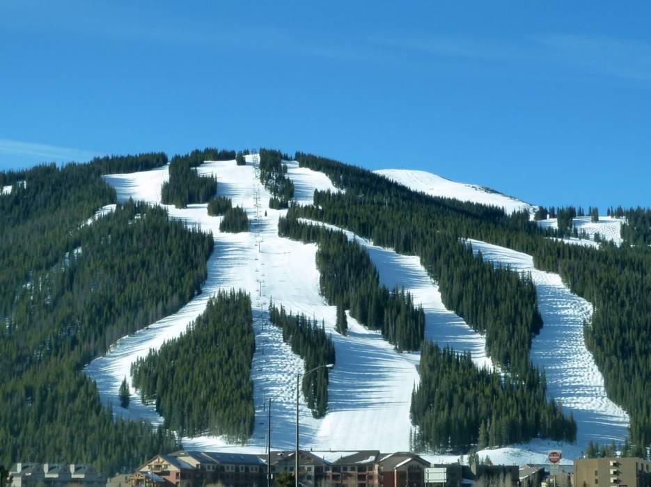 Skigebiet Copper Mountain - Skifahren Copper Mountain