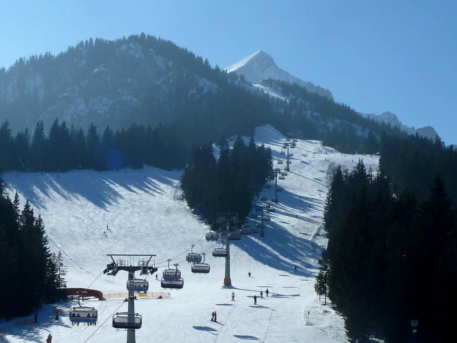 Skigebiet Garmisch Classic Garmisch Partenkirchen Skifahren Garmisch Classic Garmisch Partenkirchen