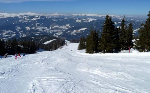 villach land gr e der skigebiete beste skigebietsgr e. Black Bedroom Furniture Sets. Home Design Ideas