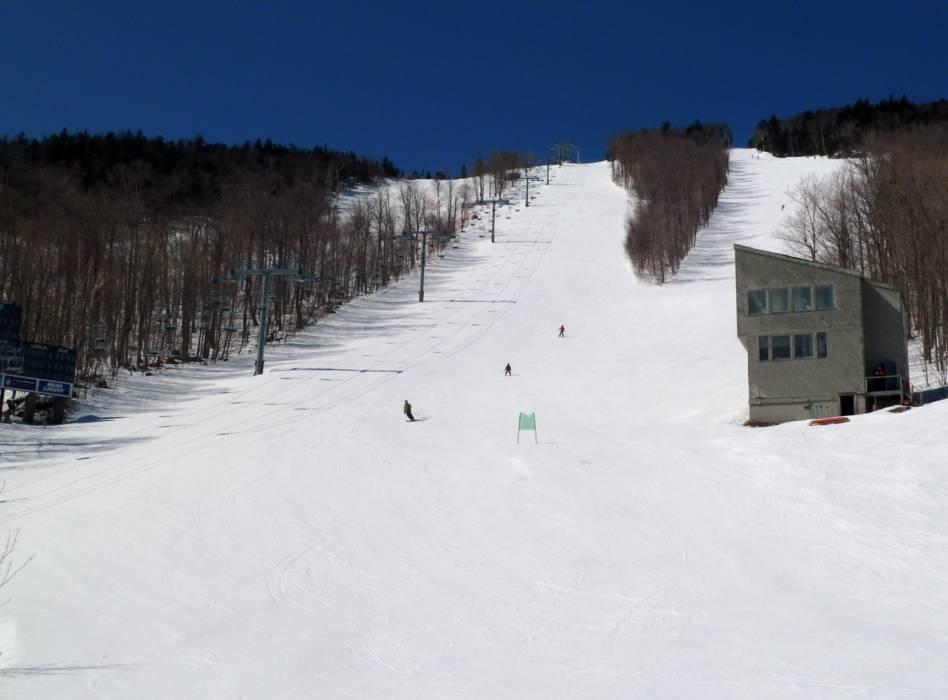 Pisten Whiteface Lake Placid Abfahrten Skipisten
