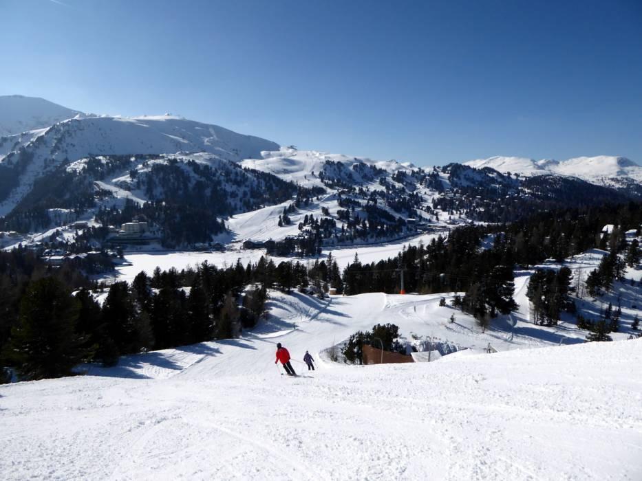 Testbericht turracher h he test turracher h he for Turracher hohe skigebiet