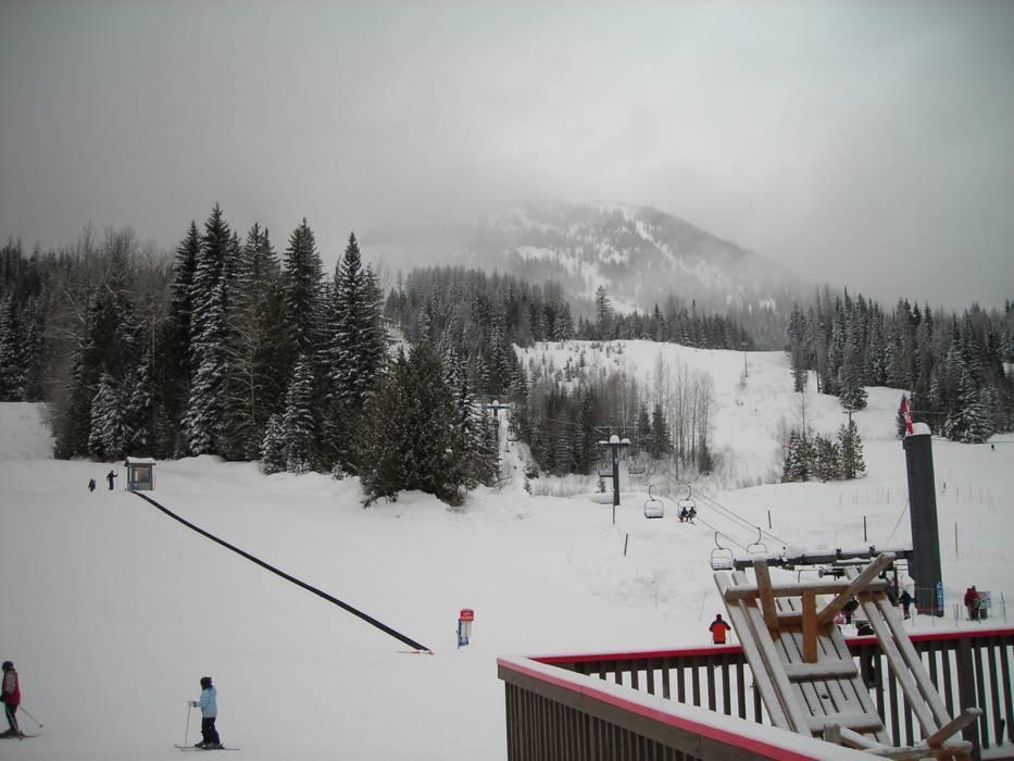 Skigebiet Red Mountain Resort Rossland Skifahren Red