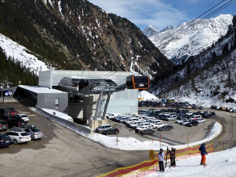 Talstation mutterberg stubaier gletscher webcam
