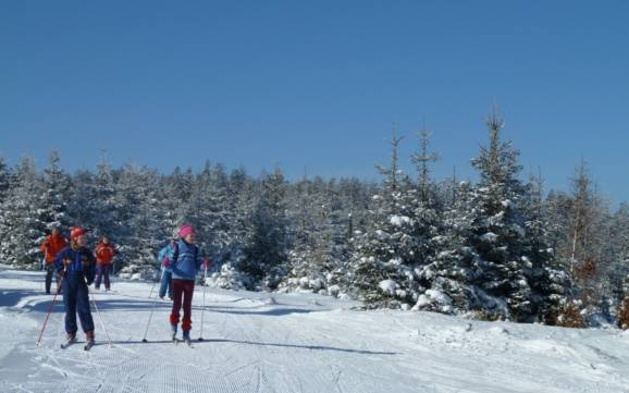 Skigebiete Nordschwarzwald
