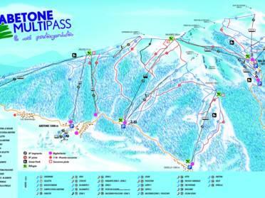 Toskana Karte Deutsch.Skigebiete Toskana Skifahren In Der Toskana