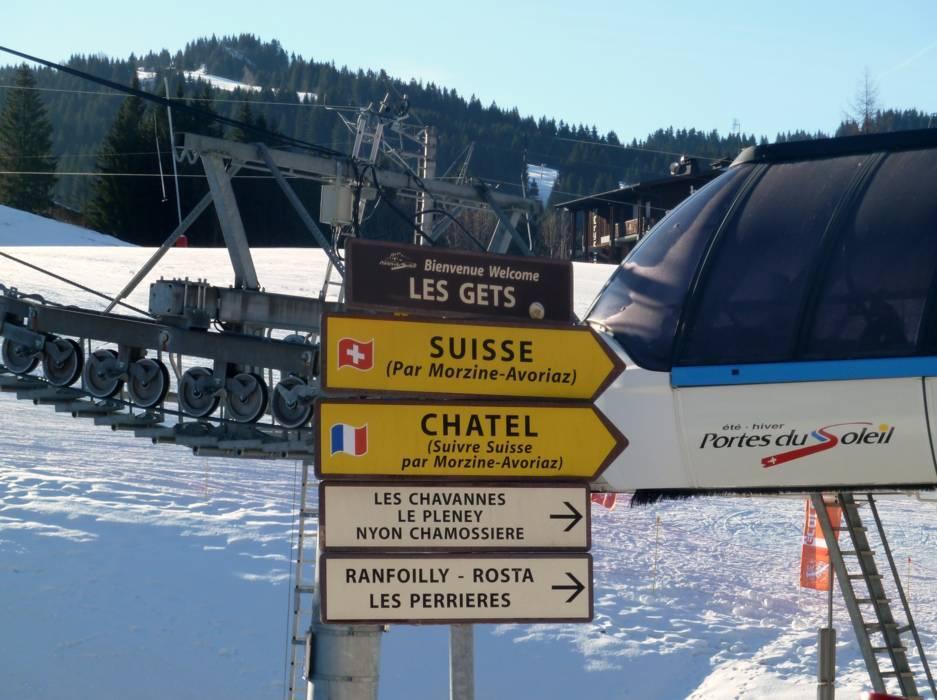 Skigebiet les portes du soleil morzine avoriaz les gets - Les portes du hammam vendargues ...