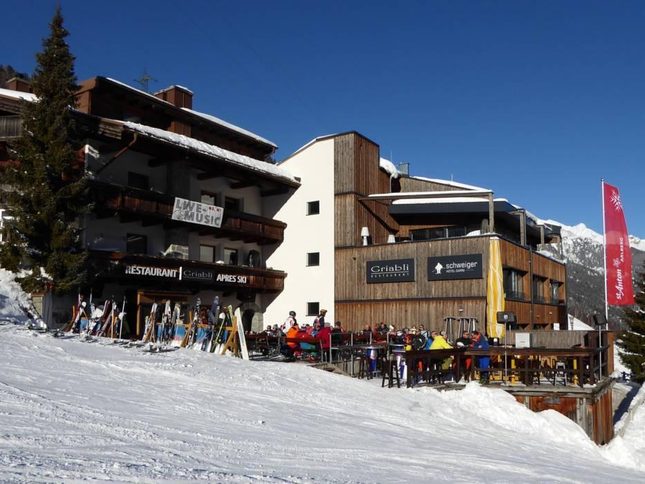 Après Ski St Antonst Christophstubenlechzürswarthschröcken