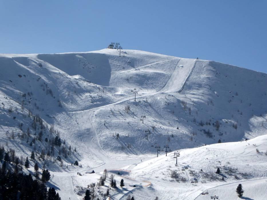 Skigebiet turracher h he skifahren turracher h he for Turracher hohe skigebiet