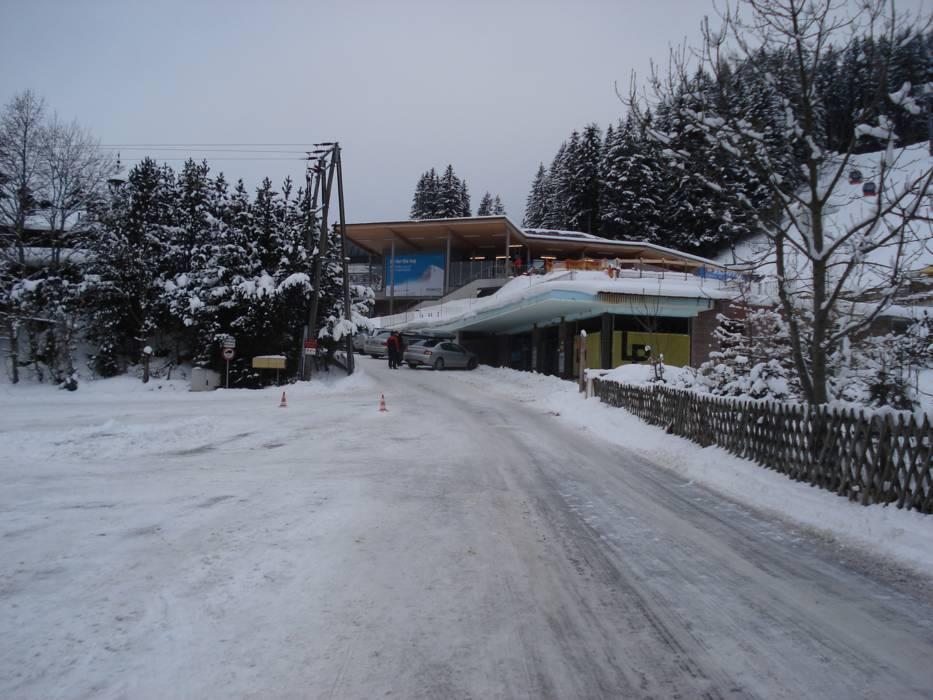 Parken KitzbГјhel