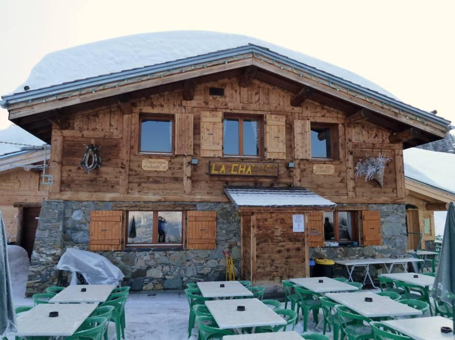 Restaurant Saint Gervais
