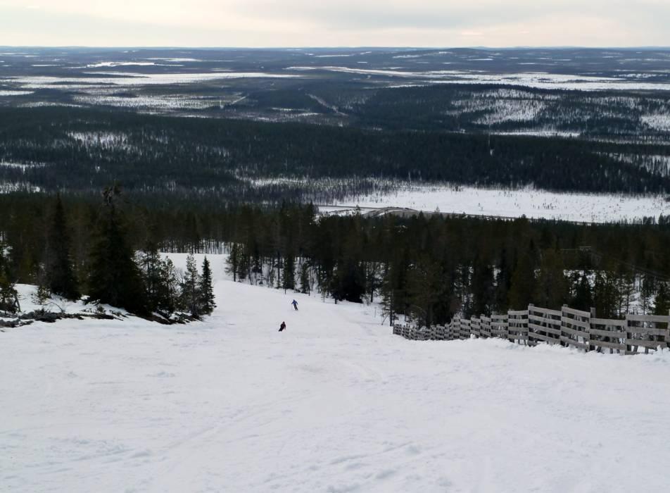 skigebiet levi