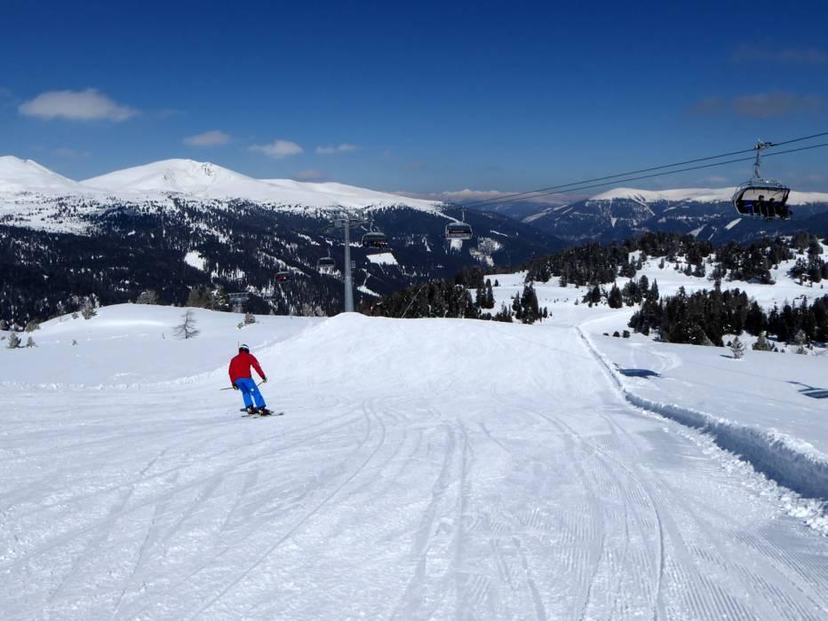 Pisten turracher h he abfahrten skipisten turracher h he for Turracher hohe skigebiet