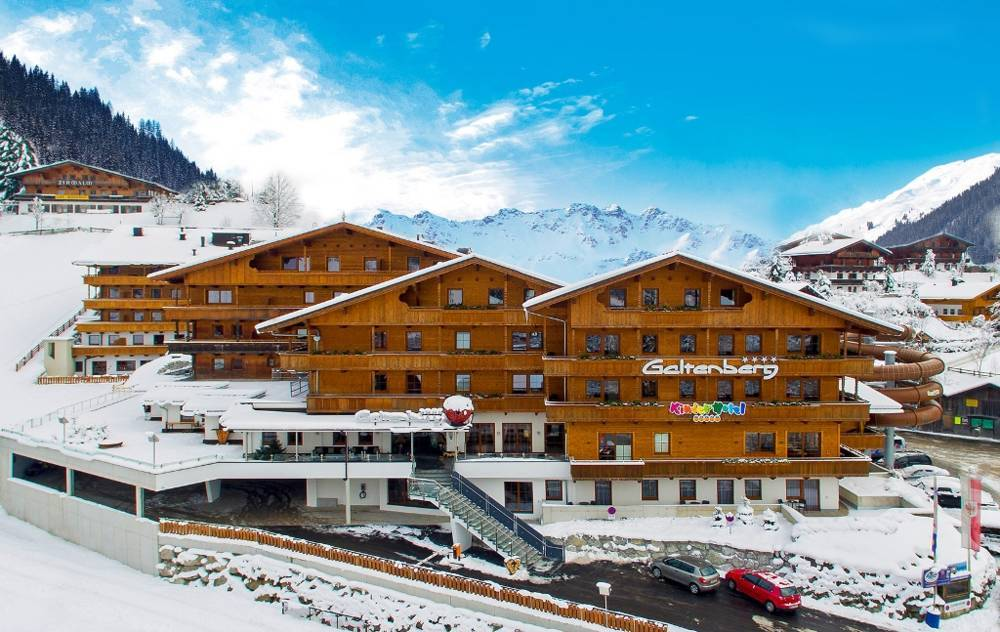 4* S Galtenberg Family & Wellness Resort in Alpbach