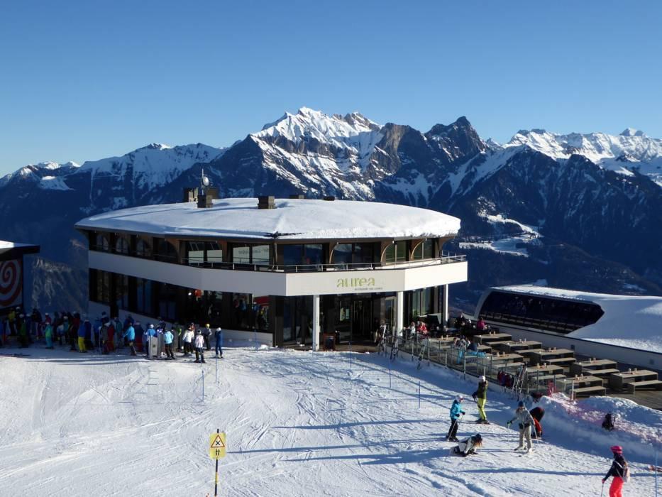 Skigebiet pizol bad ragaz wangs skifahren pizol bad for Design hotel skifahren