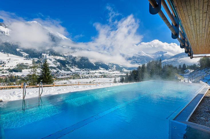 Das goldberg in bad hofgastein for Designhotel skigebiet