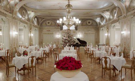 Grand Hotel Kronenhof Pontresina Pontresina Schweiz