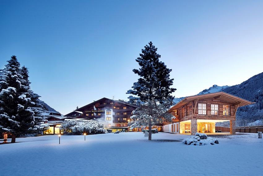 Relais ch teaux spa hotel jagdhof in neustift im stubaital for Design hotel stubaital