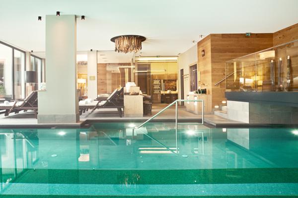 Hotel forsthofgut in leogang for Leogang design hotel