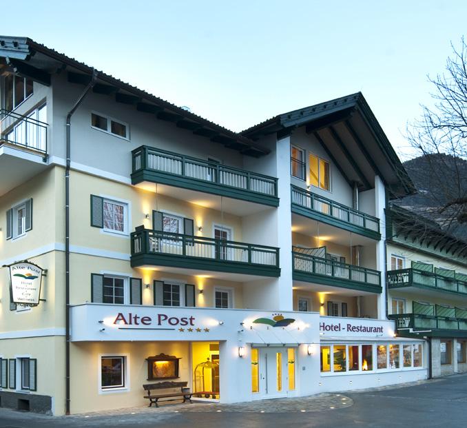 Hotel Brennseehof & Alte Post In Feld Am See