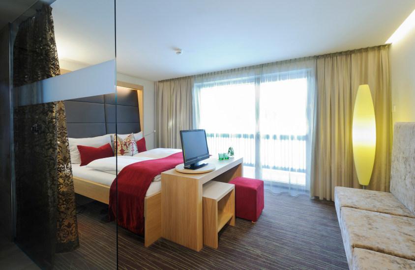 Ritzenhof hotel und spa am see in saalfelden for Designhotel skigebiet