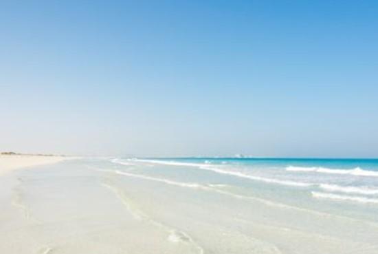 Abu Dhabi Saadiyat Island Beach