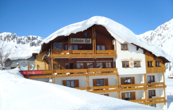Boutique hotel lechtaler hof in warth am arlberg for Boutique hotel ski